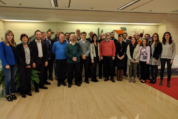 PICCOLO Project Kickoff Meeting, Bilbao, Spain, January 2017