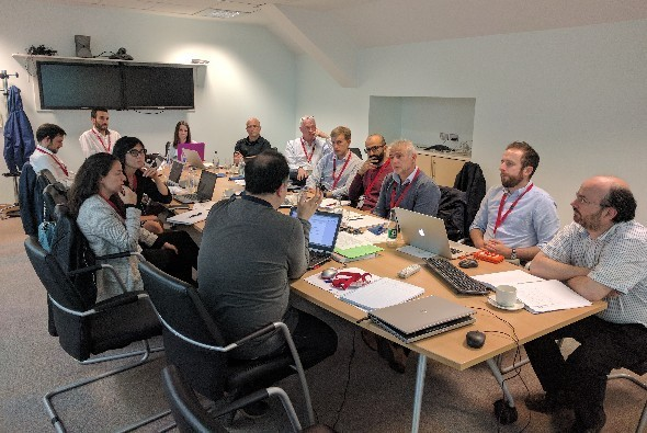 PICCOLO Project Face-to-Face Meeting, Cork, Ireland, July 2017