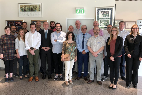 PICCOLO Project Face-to-Face Meeting, Tuttlingen, Germany, July 2019